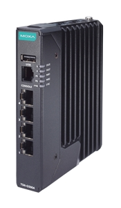 TSN-G5004 Industrial Layer 2 Managed Switch